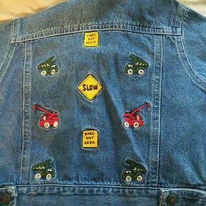 all mine Jackets & Coats - Baby boy jean jacket 12m
